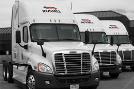 Russell Transport Vehicles